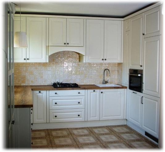 kuchnie klasyczne na wymiar  Meble kuchenne -> Kuchnie Klasyczne Szare